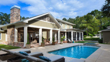 South Tampa New Suburb Beautiful Traditional